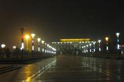 司马光广场夜景